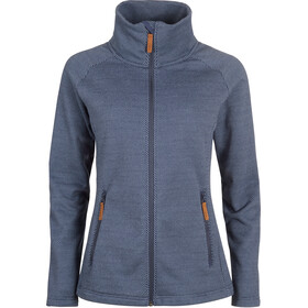 Elkline Luise Fleece Jacket Damen blueshadow